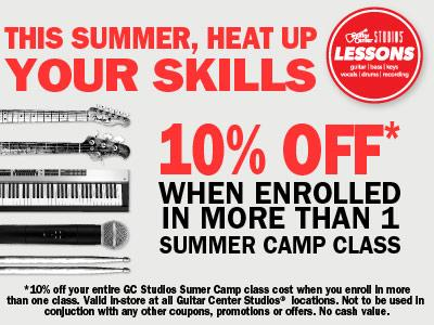 GC Studios Summer Camp