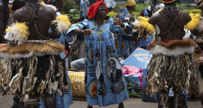 Cameroon votes as some fear Biya electoral 'coronation' - storyful