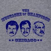 Mustache of Champions, Ditka, Jackson, Quenneville Shirt
