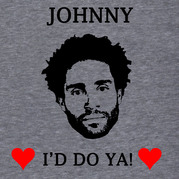 Johnny- I'd Do Ya Shirt