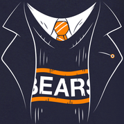 Ditka Suit and Tie Shirt