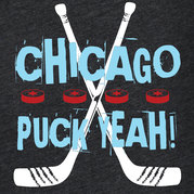 Chicago Puck Yeah! Shirt