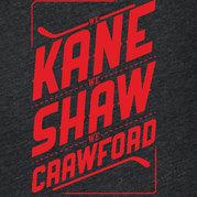 We Kane We Shaw We Crawford-Angled Shirt