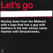 VSA x Blackhawks Tee Shirt