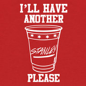 Another Stanley Cup Please Blackhawks Tee Shirt