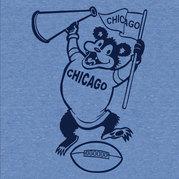 Chicago Bears Vintage Bear Mascot Shirt