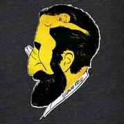 Sigmund Freud Face Shirt