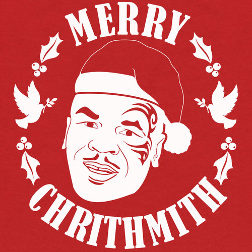 Merry Crithmith From Mike Tyson T Shirt For Men Women Strange