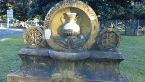 Save Sydney Heritage: Vandalism to Memorial Lord Mayor Sydney 1870