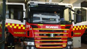 NSW Fire fighters' strike action