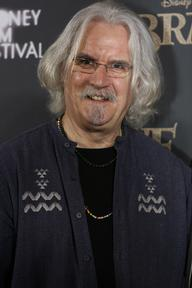 Billy Connolly in Sydney, Australia for Brave Red Carpet Event