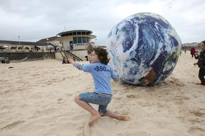 Get involved: Join the Earth Relay