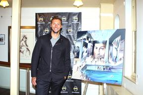 Charles Billich and Ian Thorpe; Spiritual Training Portrait