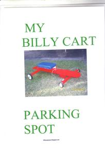 Billy cart blues
