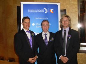 SYDNEY BERRY BUSINESS IS A DOUBLE TELSTRA BUSINESS AWARDS FINALIST
