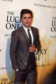 Zac Efron: The Lucky One World Premiere At Bondi Juction, Sydney, Australia