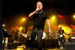 JIMMY BARNES regrettably postpones Newcastle 28th January show