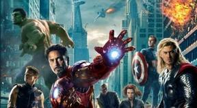 The Avengers breaks box office record, Scarlett Johansson interview, Paramount Pictures wins