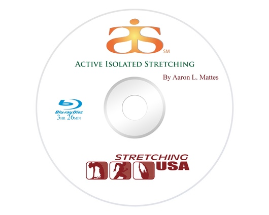 Photo of Active Isolated Stretching Blu-Ray Disc (2018)
