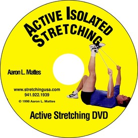 Photo of Active Isolated Stretching: Active DVD
