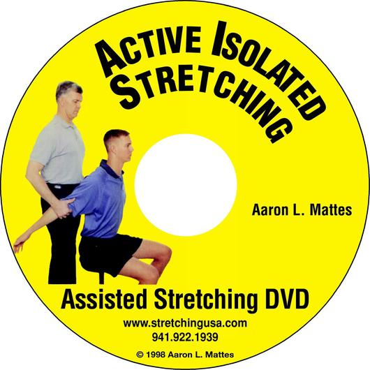 Photo of Active Isolated Stretching: Assisted DVD