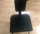 Photo of The Mattes Chair:  (Black Chair)