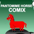 Pantomime Horse Comix
