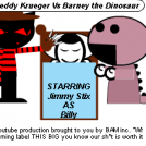 Freddy vs Barney
