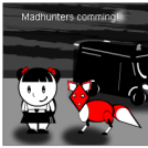 Madhunters - other no epic strips