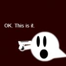 Suicidal ghost