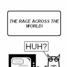 The Race Across the World
