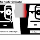 Terminator Meets..