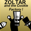 Zoltar and the Cookie Factory !