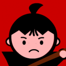 The Mighty Minute Samurai