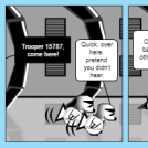 Stormtrooper Chickens
