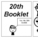 Yes, My 20th Booklet