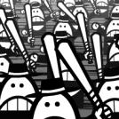 multitudes-crowds