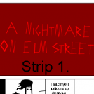 "In 10 strips or less 2:""Elm Street"""