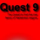 Quest 9 - P1 The Village