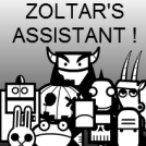 ZOLTAR'S ASSISTANT !