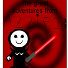 THE GREAT ADVENTURES FROM AZZIE13