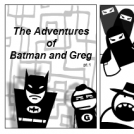 The Adventures of Batman and Greg