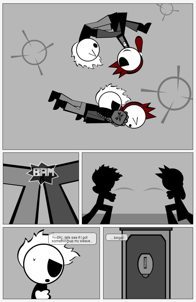 Neo vs Rude pg 4 2/2: Hit the ground!