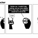 Annoying Music Teacher