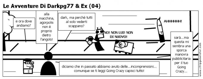 Le Avventure Di Darkpg77 & Ex (04)