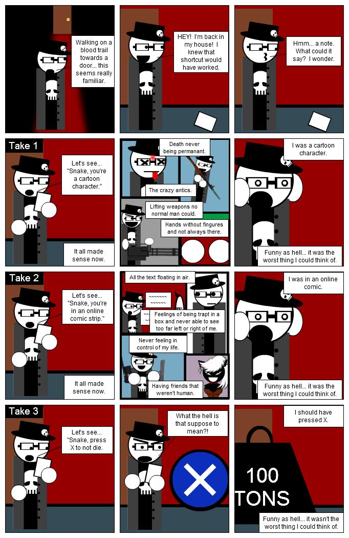 Трап комиксы