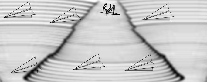 L'escadron du papier