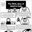 The Real story of Jekyll & Hyde