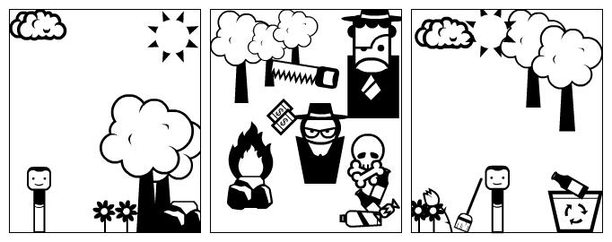 Comic Botánica
