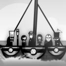 La Chupipandi - En el mar